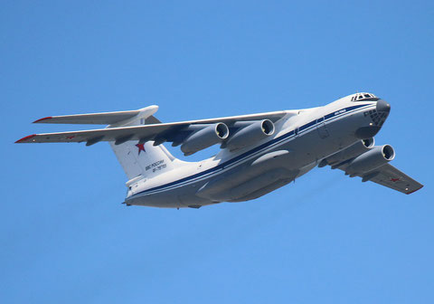 "IL 76MD "" RF-78795 "" Russian Air Force -2"