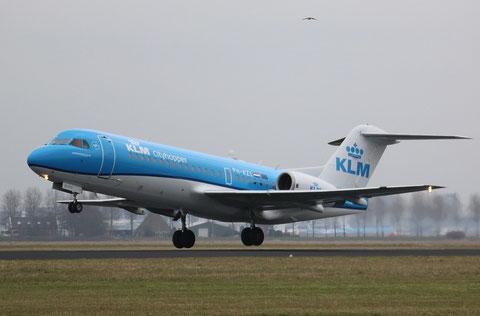 Fokker70 PH-KZL-1