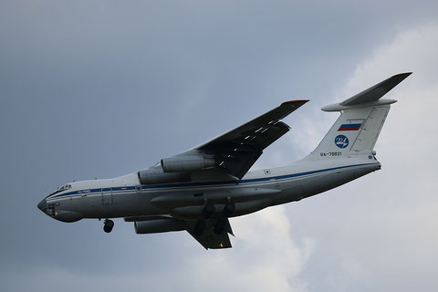 "IL 76MD "" RA-78831 "" Russian Air Force -1"
