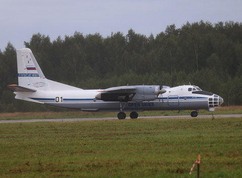 """AN 30 """" 01 """" Russian Air Force -4"""
