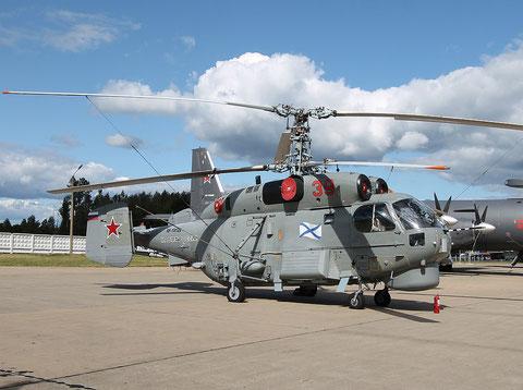 "Ka 27M "" 39 "" RF-19128  Russian Navy -1"