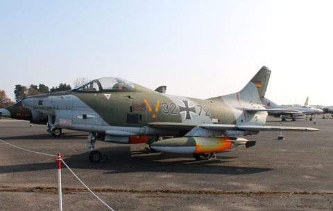 "FIAT G 91 R/3 "" 32+72 "" German Air Force -1"