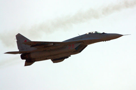 "MiG 29C  "" 28 ""  RF-92242 Russian Air Force -1"