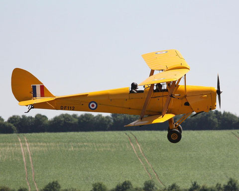 Tiger Moth DF112-2