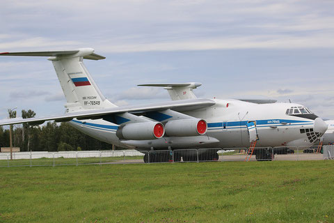 "IL 76MD "" RF-76549 "" Russian Air Force -2"