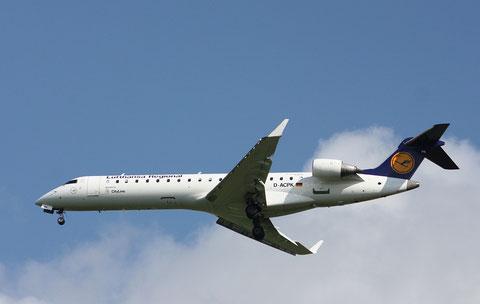 "CRJ-701 "" D-ACPK "" Lufthansa - CityLine -1"