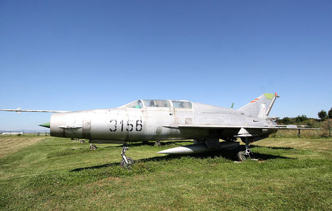 "MiG 21UM "" 3156 "" Slovak Air Force -1"
