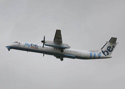 Dash8 G-ECOE-1