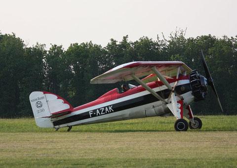 Morane-Saulnier MS.230. F-AZAK-2