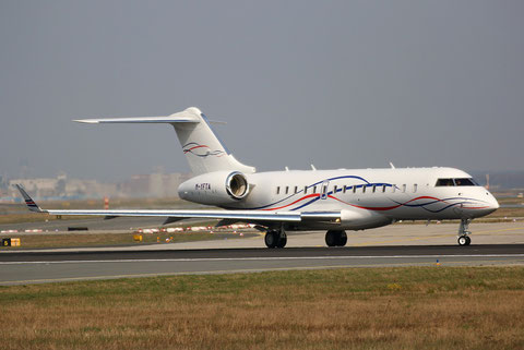 "Bombardier BD-700-1A10 Global 6000 "" M-YFTA "" Privat -2"