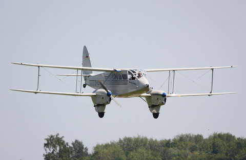 "De Havilland DH-89 Dragon Rapide  "" D-ILIT "" -3"