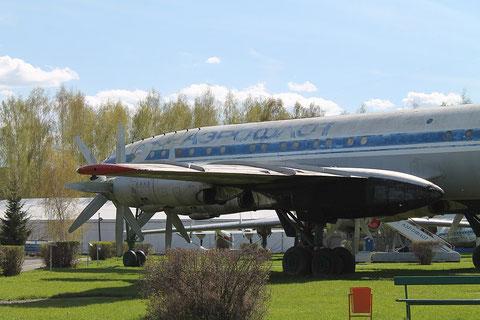 "TU 114 "" CCCP-76490 "" Aeroflot -2"