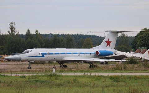 "TU 134UBL "" 48 "" Russian Air Force -1"