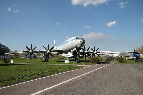 "TU 114 "" CCCP-76490 "" Aeroflot -5"
