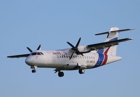 """ATR 42-300  """" EC-JBN """"  Swiftair -1"""