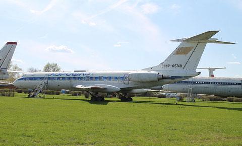 """TU 134AK  """" CCCP-65748 """"  Aeroflot -1"""