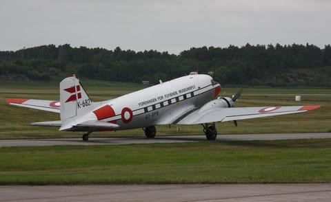 DC3 OY-BPB-3