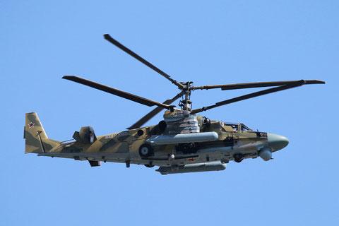 "Ka 52 "" 86 ""  RF-13425  Russian Air Force -1"
