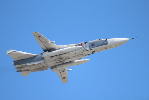 "SU 24M "" 40 ""  RF-92245 Russian Air Force -2"
