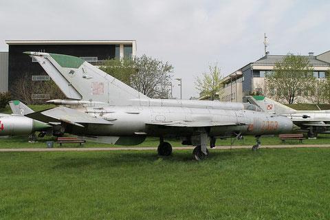 """MiG 21M """" 2003 """"-1"""