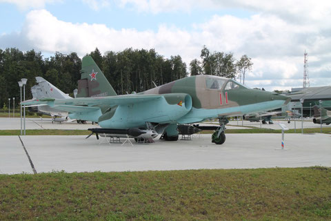 "SU 25TM "" 11 ""  Russian Air Force -1"