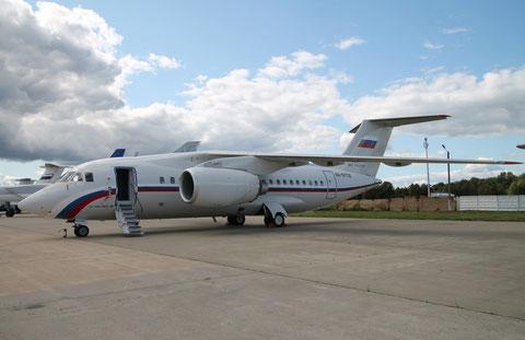 """AN 148-100E  """" RA-61730 """" Russian Air Force -3"""