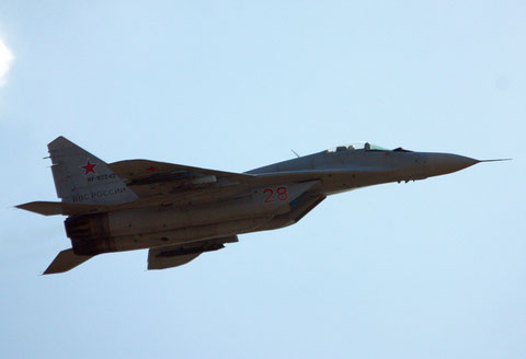 "MiG 29C  "" 28 ""  RF-92242 Russian Air Force -2"