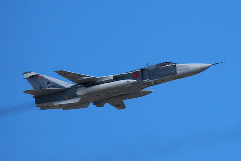 "SU 24MR "" 46 ""  RF-95039  Russian Air Force -1"