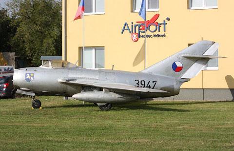 """MiG 15 / S 103bisSB """"3947"""" -6"""