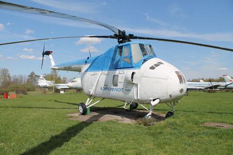 "Mi 4  "" CCCP-35277 ""  Aeroflot -3"
