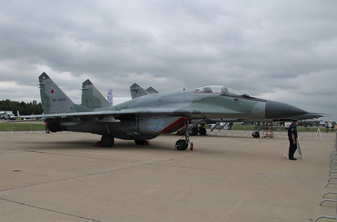 "MiG 29SMT(R)  "" 32 ""  RF-92312  Russian Air Force -1"