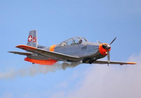 PilatusP3 HB-RCQ-3