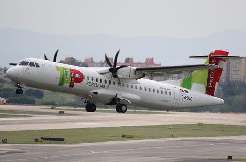 "ATR 72-212A (600) "" CS-DJG ""  TAP Express -6"