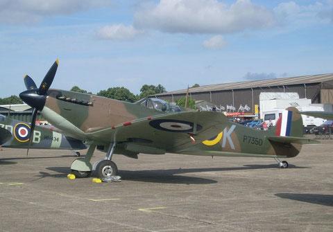 Spitfire P7350-4