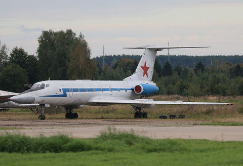"TU 134UBL "" 48 "" Russian Air Force -2"