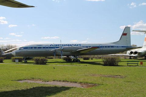 """IL 18D  """" CCCP-74250 """"  Aeroflot -1"""