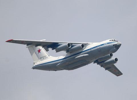 "IL 76MD "" RA-76764 "" Russian Air Force -1"