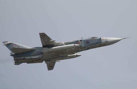 "SU 24M "" 40 ""  RF-92246  Russian Air Force -1"