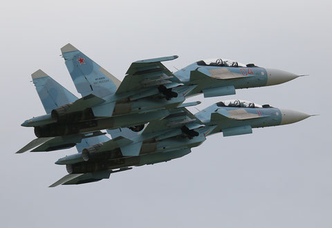 "SU 30SM "" 04 ""  RF-85820 Russian Air Force -1"