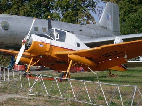 "Z-37A Cmelak "" OK-WJT "" -1"