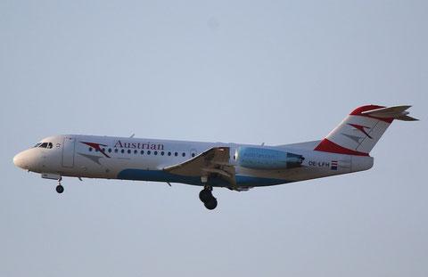 Fokker70 OE-LFH-1