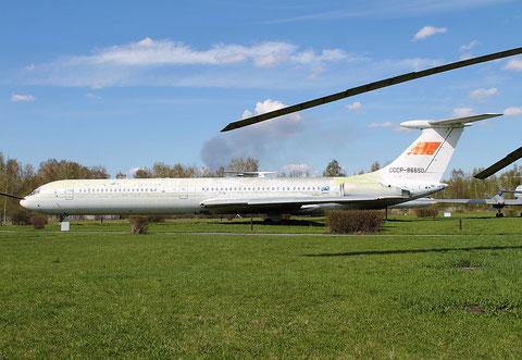 "IL 62  "" CCCP-86650 "" Aeroflot -1"