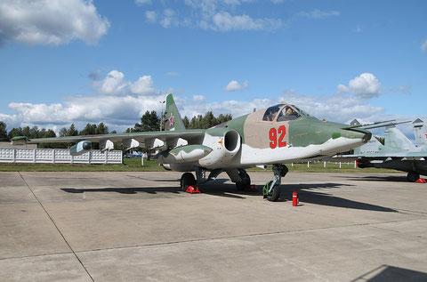 "SU 25SM "" 92 "" RF-95482 Russian Air Force -1"