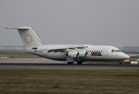 "BAe 146-200 "" D-AMGL "" WDL Aviation -3"