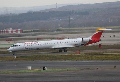 """CRJ-900 """" EC-JZS """"  Air Nostrum -1"""