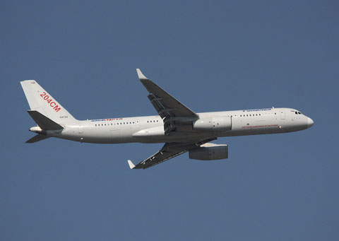 "TU 204CM  "" RA-64150 ""  OKB Tupolev -3"