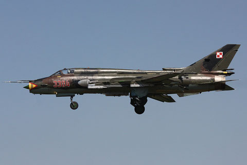 "SU 22M4 "" 3304 "" Polish Air Force -2"