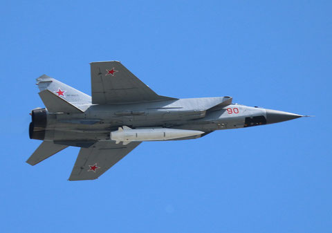 "MiG 31K "" 90 ""  RF-95215 Russian Air Force -2"