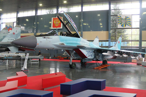 "MiG 35  "" 702 ""  Russian Air Force -1"