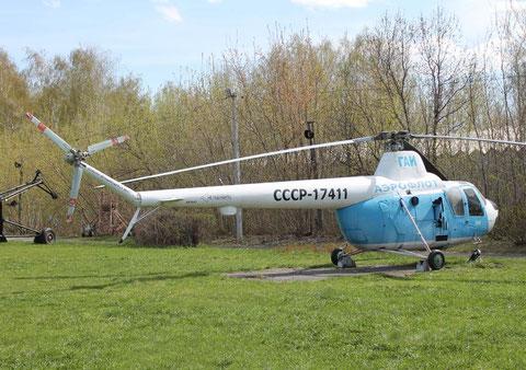 "Mi 1  "" CCCP-17411 ""  Aeroflot -4"